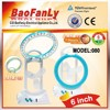 rechargeable led fan table light with flashlight in emergency