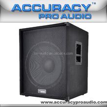 400W 18 Inch Super Bass Speaker Subwoofer APA118SL