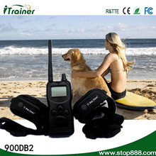 900DB2 pet behave remote training obedience training for puppies