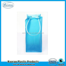 2015 Hot Promotional PVC Wine Cooler Bag with Handle