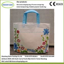 New eco durable waterproof pvc duffel bag