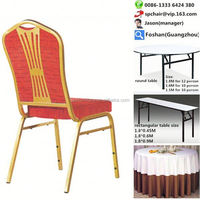 promotion cheap wedding chair and tables rental
