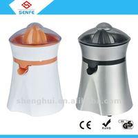 automatic silver CE ROHS GS LFGB orange citrus juicer