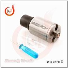 GLT vapor 1:1 kennedy v2 rda atomizer plume veil rda custom vaporizer pen