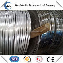Professional manufacturer 304 316L 430 stainless steel strip in coils
