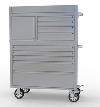 Stainless Steel Tool Chest In Various Size 41'' tool box roller cabinet