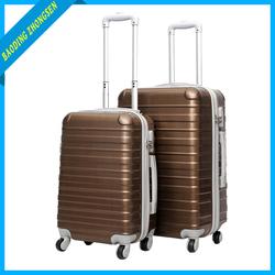 Combination lock crown suitcase PC crown suitcase