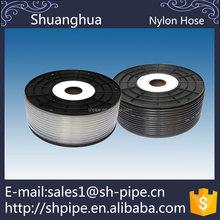 Air tube pu pe convoluted pneumatic nylon tube