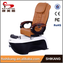 factory supply pedicure foot spa massage chair for salon SK-8032-2013