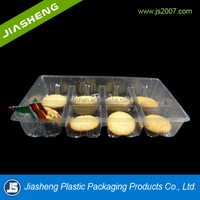 Plastic Biscuit tray with Vacuum Form Packing