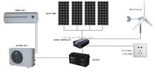 DC12V and 24V Solar Air Conditioner, Solar AC , Solar Powered Air Conditioner,DC inverter solar air conditioner