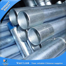 manufacture hot-dipped galvanized steel