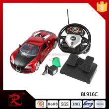 High quality remote control car battery with universal car charger