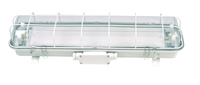 2x40W Marine Fluorescent Pedant Light with Emergency and Guard