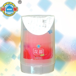 red and blue color air fresheners gel with cologne gel air freshener toilet