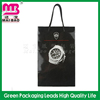 Eco friendly cheap paper gift shopping bag with gloss lamination
