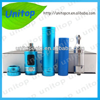 2014 lava tube atomizer Multifunctional Digital E cig Mod with LCD Screen