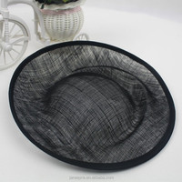 100% Sinamay Fabric Fascinator Hat Base Wholesale
