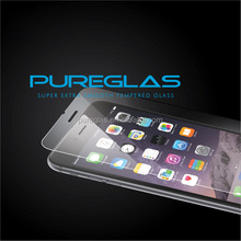 Shatterproof 0.3mm tempered touch screen glass in cell phone accessories