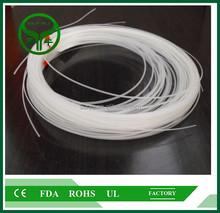 100% virgin high temperature high corrosion resistant 2mm/3mm PTFE Flu...