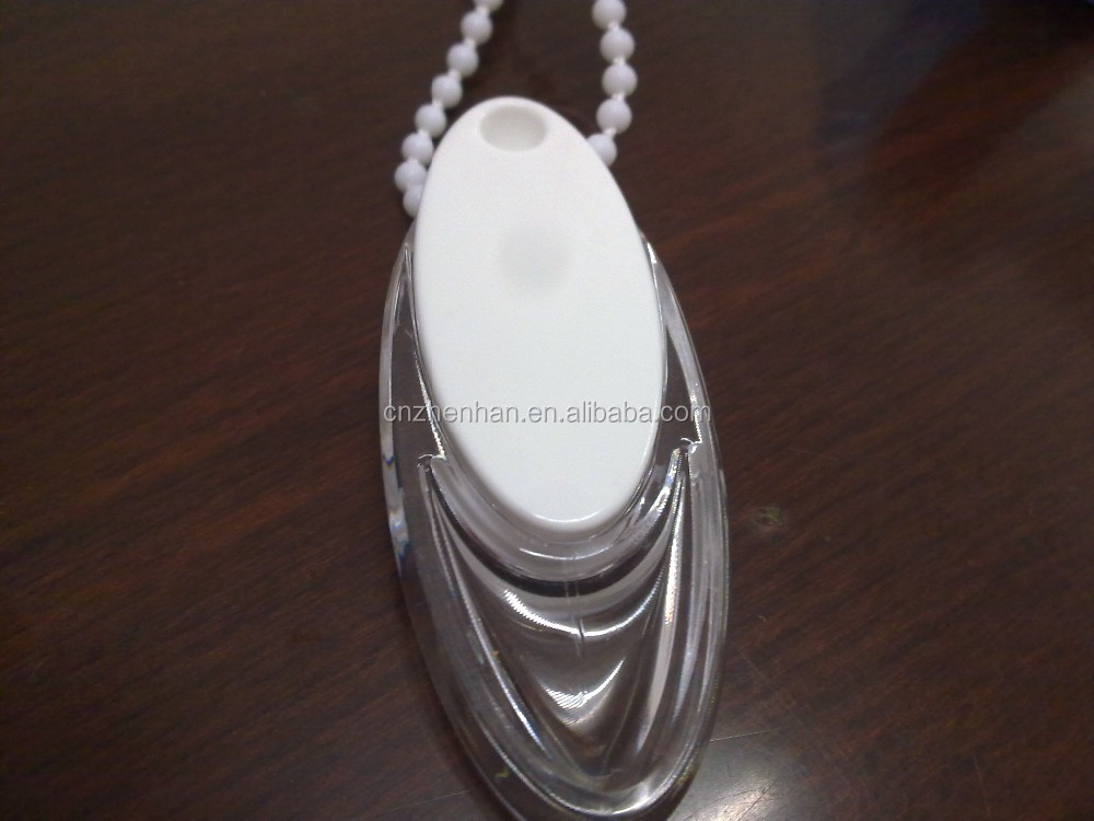 Oval type cord weight for vertical blind-roller blind components-curtain accessories