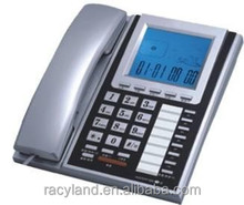 fixed line caller id telephones ,wall and desk mounted telephones
