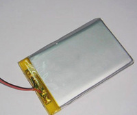 factory wholesale in stock 1200mah lipo battery 3.7V with PCB