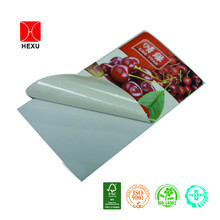 Good quality active demand permanent adhesive stickers