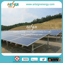 2015 Galvanized ground screw, solar farm for solar mounting pv structure
