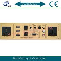 All-In-One Media Socket Panel with HDMI/Smart HD Media Platform/Hotel Media Hub