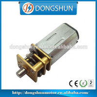DS-12SSN30 motor dc geared 12v gearbox motor