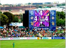 High refresh rate,high brightness,high gray rate Professional stadium led display