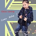 baixo preço personalizado do menino de inverno roupas 2 pcs set