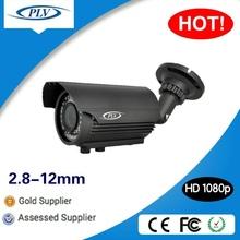 top 10 cctv cameras 1080p night vision outdoor ip camera, 2.8-12mm varifocal ip camera CE FCC RoHS
