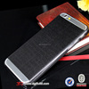 Real Carbon fiber cell phone case for iphone 6 , high radiation proof case