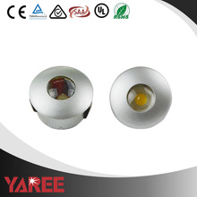 Decoration 1W recess mounted LED 12V mini light