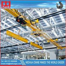 Alto rendimiento peso ligero estilo europeo Crane Hoist