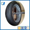 China 14 inch solid rubber wheel for wheelbarrow