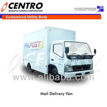 MAIL DELIVERY VAN (CALL US:4806557/ 09228393712)