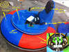 Amusement Products - Spin Zone Bumper Cars battery dodgem car