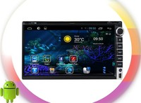android 4.4 auto dvd player For Universal Double Din DVD RDS ,GPS,WIFI,3G,