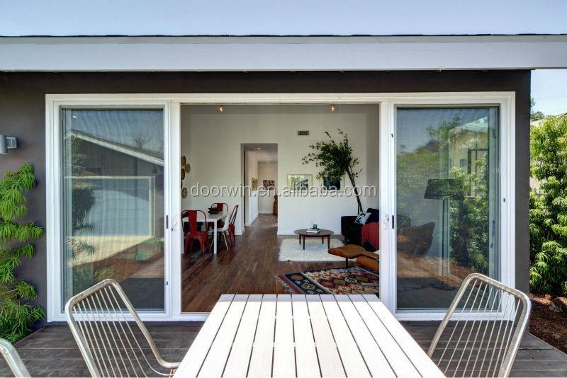 v randa pvc porte coulissante pour salon. Black Bedroom Furniture Sets. Home Design Ideas