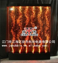 Acrylic board interior design pictures led bubble wholesale water fountains