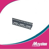 Powder Coated Steel Slotted Angle bracing iron