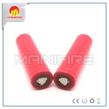 Top Sale NCR18650BF 3.7V 3400mAh li-ion Sanyo 18650 battery, 18650 li-ion battery