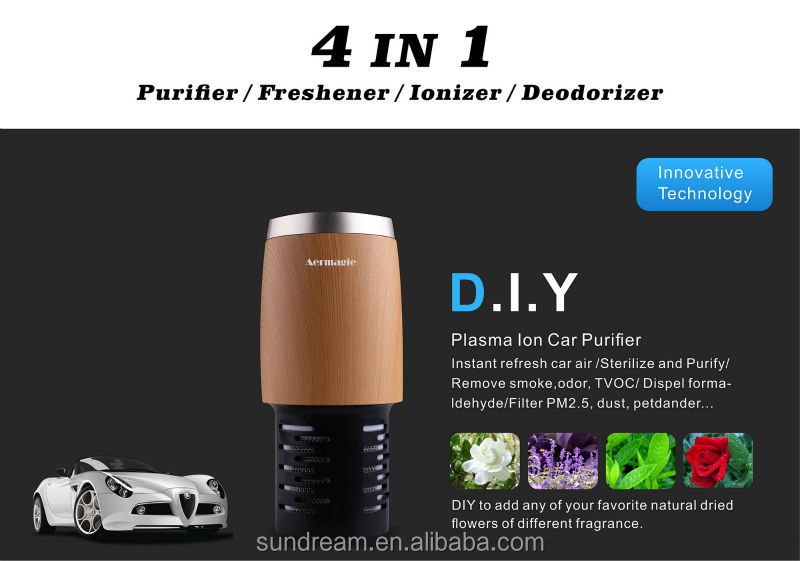 2015 spring hk fair new released removing tvoc voc plasma deodorant new car smell air deodorizer. Black Bedroom Furniture Sets. Home Design Ideas