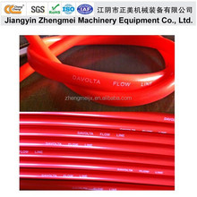 ChangCheng Red PVC flexible Oil used Pipe Hot Selling