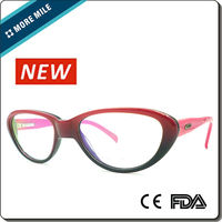 new model bright color glasses frame