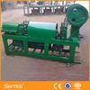 SEMAI New Design CE Approved Steel Wire Straightening Cutting Machine Factory Price