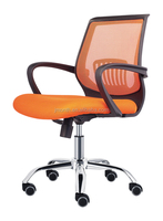 Simple mesh chairs good quality office chairs tilting seat with synchronize mechanism
